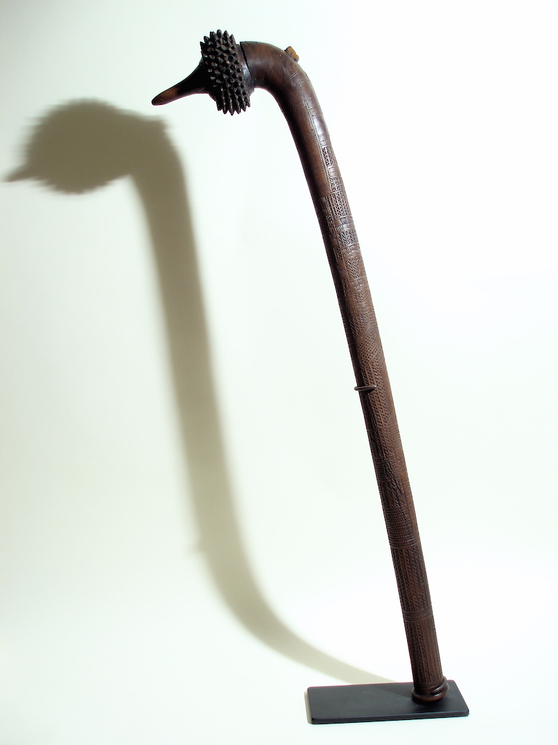 Battle Hammer from Fiji, Western Polynesia